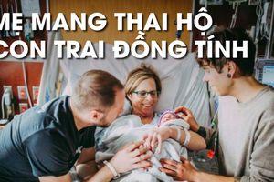 Mẹ mang thai hộ cho con trai