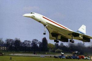 Chiếc máy bay đánh dấu 'cuộc phiêu lưu' mới của nhân loại