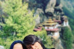 Fan bấn loạn khi thấy Trần Khôn và Châu Tấn cùng nhau đi du lịch
