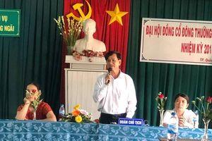 Khởi kiện Chủ tịch HĐQT Công ty CP GTVT Quảng Ngãi