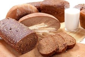 Giảm cân với bánh mì đen