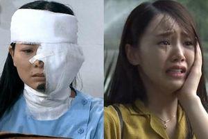 Muôn kiểu đánh ghen trên phim Việt: người ăn liên hoàn tát, kẻ hứng trọn can axit