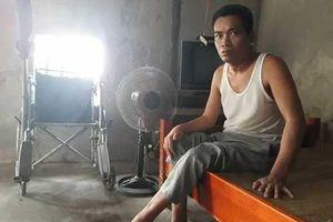 Giọt nước mắt tuyệt vọng của người chồng… 8 lần tự tử