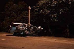 Xe tải đối đầu xe khách ở Đồng Nai, 3 người chết, 2 người bị thương