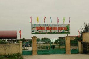 Thái Bình: Vụ Phó hiệu trưởng Trường mầm non 'chiếm đoạt' tiền tỷ, Hiệu trưởng cũng là nạn nhân