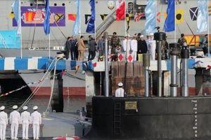 Nổ hệ thống pin trên tàu ngầm của Iran