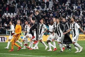 Đánh bại Milan, Juventus tiến sát chức vô địch Serie A