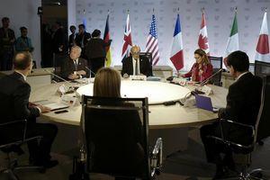 Hội nghị Ngoại trưởng G7: Đồng thuận và chia rẽ