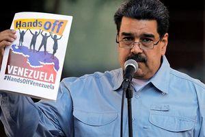 Tổng thống Maduro: Hệ thống điện Venezuela bị tấn công từ Mỹ