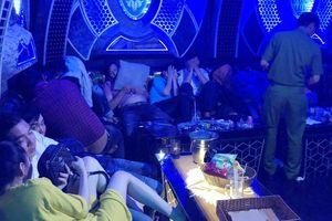 Gần 100 người dương tính với ma túy trong quán karaoke lớn nhất Cà Mau