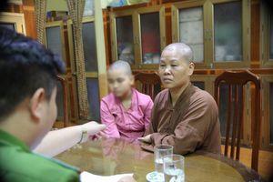 Thực hư clip sư thầy chùa Sùng Quang đánh đập trẻ em tại chùa