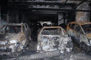 Công an kết luận vụ cháy chung cư Carina