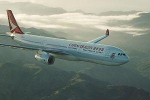 Máy bay chở 317 hành khách phải hạ cánh khẩn cấp ở Đài Loan
