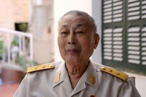Lễ tang tướng Đồng Sỹ Nguyên tổ chức theo nghi thức cấp NN