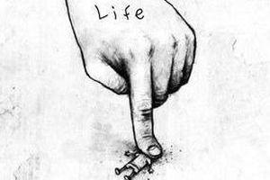 Khi bạn cố gắng làm một việc gì đó nhưng cuộc đời không cho phép