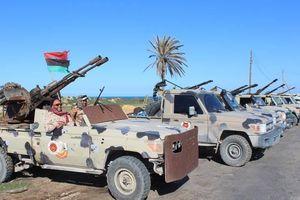Lybia: Lực lượng LNA thực hiện không kích ở phía nam thủ đô Tripoli