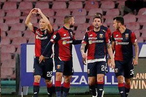 Napoli - Genoa 1-1: Dries Mertens mở màn, Darko Lazovic gỡ hòa giúp Juve sớm đăng quang Scudetto