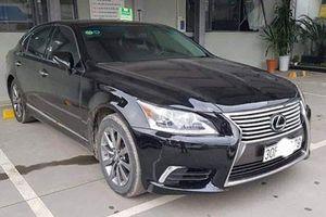 Thợ VIệt độ Lexus LS460L cũ thành mới hết 340 triệu đồng