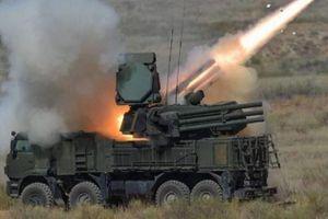 Nga thử nghiệm tổ hợp tên lửa-pháo phòng không mới nhất 'Pantsir-SM'