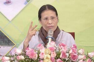 Facebook khóa tài khoản của bà Phạm Thị Yến