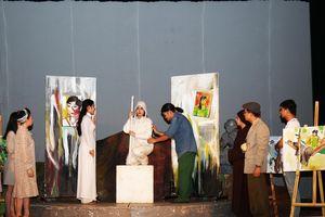 Nhà hát kịch nói Quân đội biểu diễn phục vụ cán bộ, chiến sỹ và nhân dân Đồng Tháp