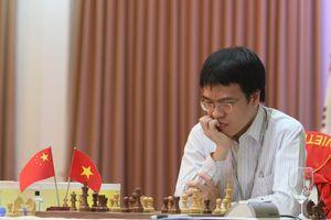 Lê Quang Liêm rơi khỏi tốp Siêu đại kiện tướng quốc tế