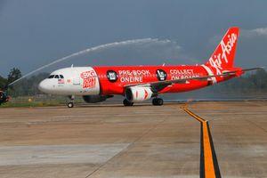 AirAsia mở đường bay mới Cần Thơ - Kuala Lumpur