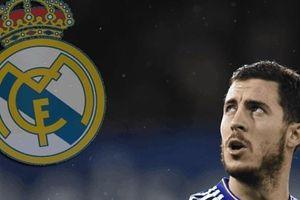 Chán Chelsea, Hazard tìm đường 'đào tẩu' sang Real