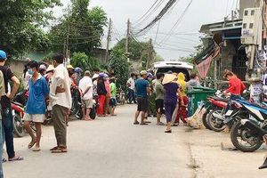 Kinh hãi phát hiện thi thể bé sơ sinh trước cửa nhà kho ở Điện Biên