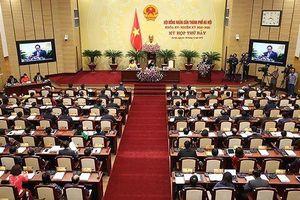Chức danh nào được bầu trong phiên họp bất thường HĐND TP Hà Nội?