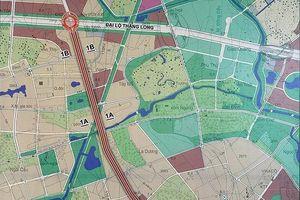 Hà Nội: Khởi động xây dựng đường vành đai 3,5