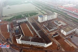 Khu Depot gần 20ha đường sắt Cát Linh - Hà Đông vận hành thế nào?
