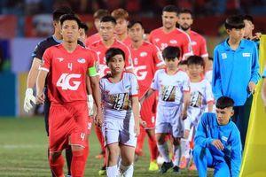 Bình Dương - Viettel: Quá khó cho cuộc viễn chinh của đội bóng khoác áo lính