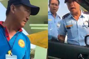 Không trả 5 ngàn, tài xế taxi bị bảo vệ Bệnh viện 600 giường Đà Nẵng đánh tụi bụi