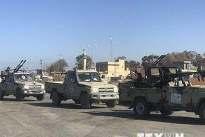 Ngoại trưởng Mỹ quan ngại về tình hình giao tranh tại Libya