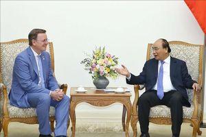 Thủ tướng Nguyễn Xuân Phúc: Chính phủ Việt Nam luôn tạo điều kiện cho doanh nghiệp Đức