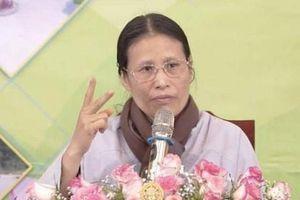 Sau vụ chùa Ba Vàng: Facebook khóa tài khoản của bà Phạm Thị Yến