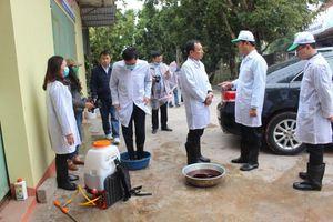 Thái Nguyên: Ngăn chặn dịch tả lợn châu Phi, tập trung hỗ trợ chăn nuôi lợn