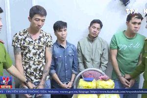 Sơn La bắt giữ số lượng lớn ma túy