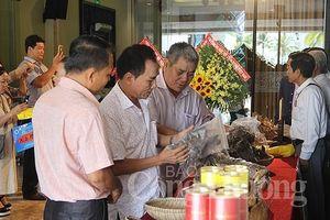 Ngày Hội hợp tác phát triển ngành trầm hương tại Khánh Hòa