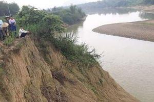 Thanh Hóa: 2 học sinh đuối nước thương tâm khi đi tắm sông