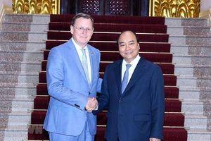 Hợp tác Đức-Việt sẽ đóng góp thiết thực để EVFTA sớm trở thành hiện thực