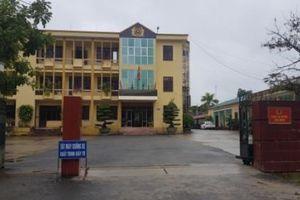 Bắc Giang: Yêu cầu xử lý nghiêm vụ Chủ tịch thị trấn Thanh Sơn