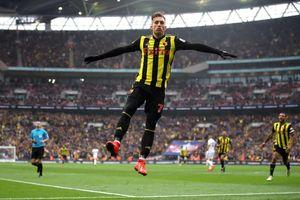 Lội ngược dòng thắng Wolves, Watford hẹn Man City ở chung kết FA Cup