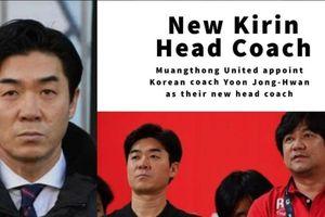 Đặng Văn Lâm 'gánh' không nổi, Muangthong United cầu cứu trò cũ HLV Park Hang Seo