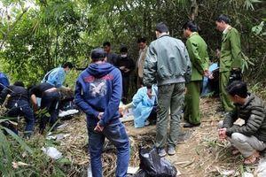 Phát hiện thi thể bé sơ sinh bị vùi trong đất, nghi bị sát hại ở Điện Biên