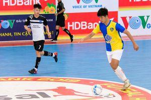Video trực tiếp Quảng Nam vs S.Khánh Hòa, vòng loại giải VĐQG Futsal HDBank 2019