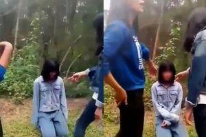 Liên tiếp nữ sinh đánh bạn