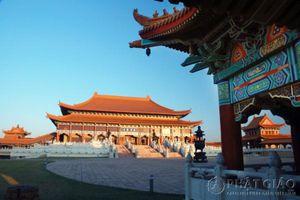 Kiến trúc tuyệt vời của chùa Phật Quang Sơn Nam Hoa Tự tại Nam Phi