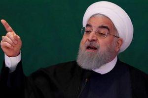 Tổng thống Iran chỉ trích Mỹ là 'lãnh đạo khủng bố thế giới'